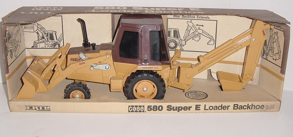 Case Super E Backhoe Nib