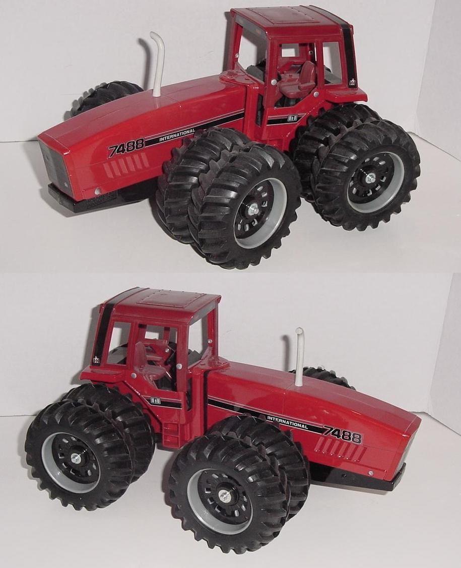 International: International Tractors