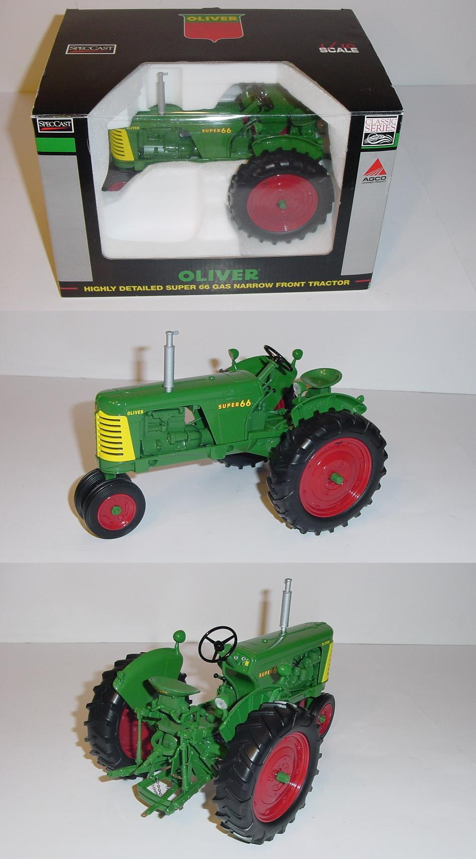 Oliver Combine Tractors Amp Equipment T Tractor Super 55 Schematic 66 Gas Nib