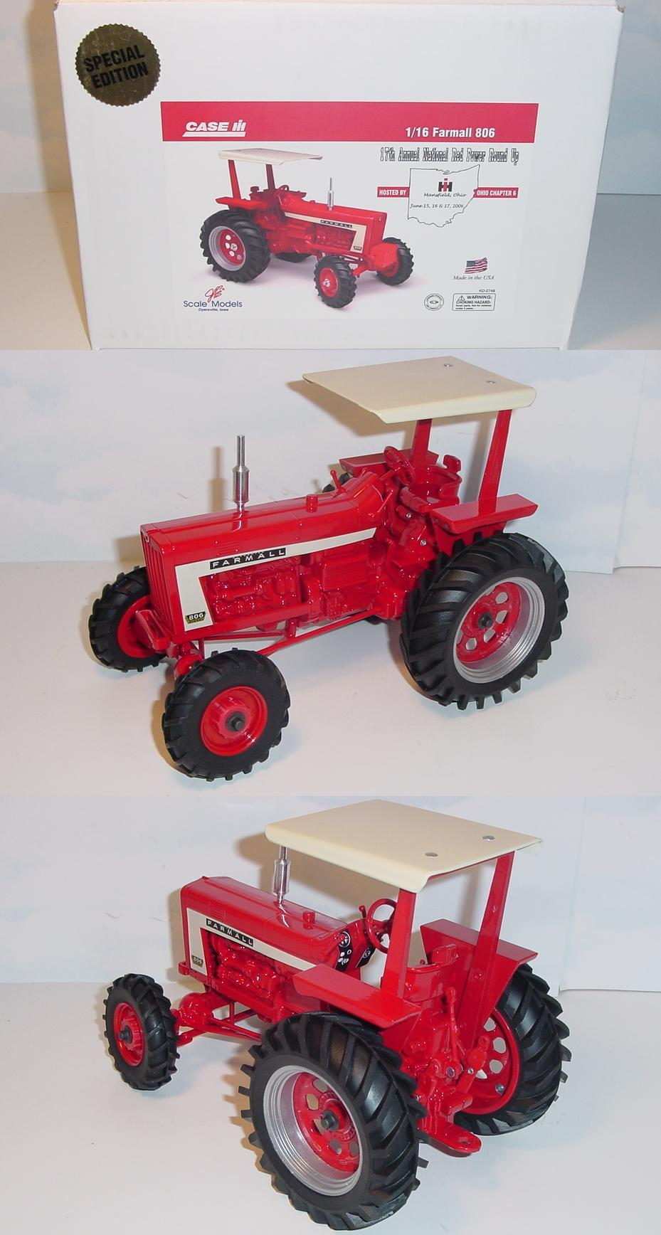 farmall 1206 100 years nib · farmall 1206 precision nib